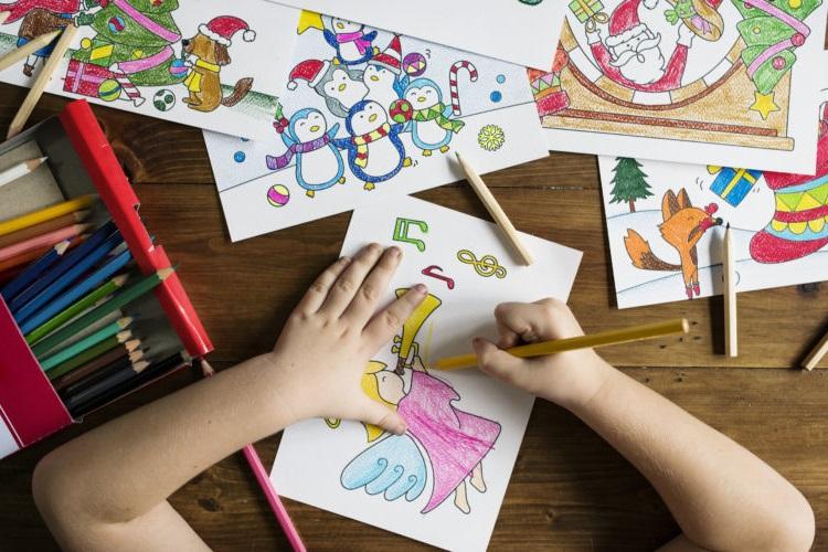 Профком приглашает принять участие в конкурсе детского рисунка