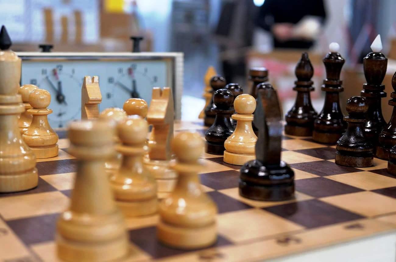 Шахматный турнир СибГМУ